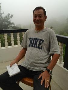 Raj Bahadur Dewan (Champa's brother), in Ilam