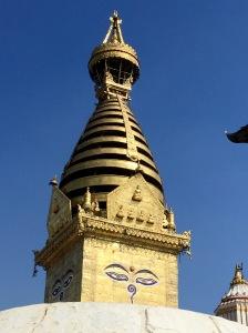 Swayambou Monastary, Kathmandu