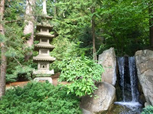 Japanese Garden, Spokane, Washington