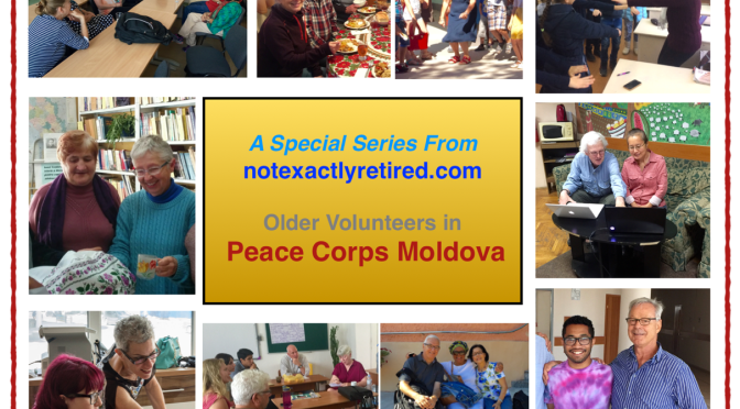 Older Peace Corps Volunteers