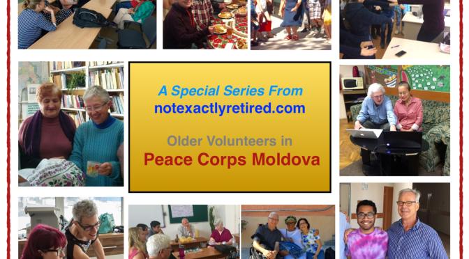 Older Peace Corps Volunteers