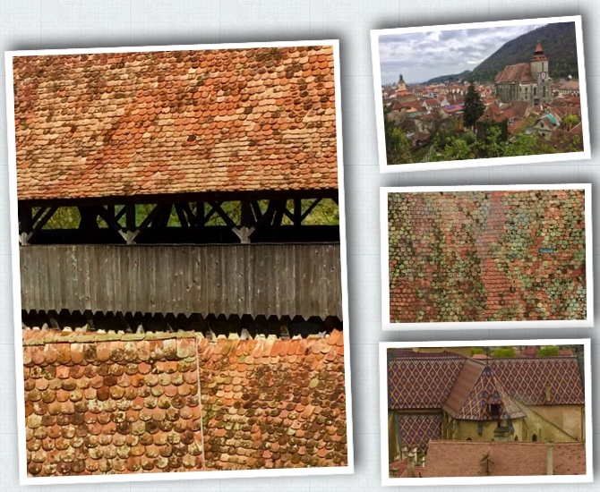 Roof collage