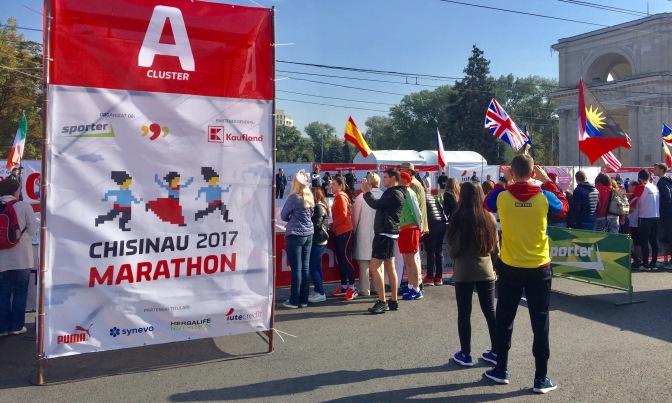 Moldova's Marathon